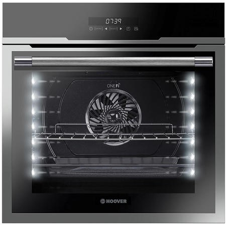 Hoover HOZ7173INWF/E 8 Function 53L Electric Single Oven With Wi-Fi - Stainless Steel