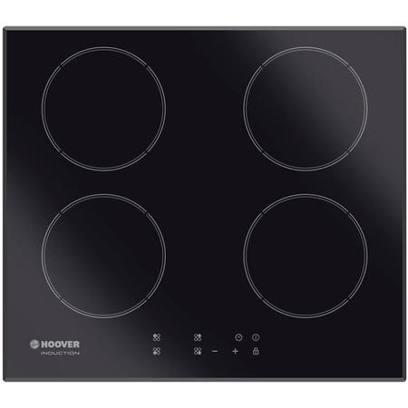Hoover HPI430BLA/1 Touch Control Four Zone Induction Hob Black