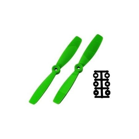HQ Prop 5x4.5 CCW Propeller Pair In Green