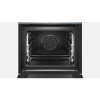 Bosch HRG6769S6B Serie 8 Single Built-in Electric Oven With Pyrolytic Cleaning - Stainless Steel