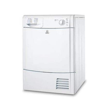 Indesit IDC75 7kg Freestanding Condenser Tumble Dryer in White