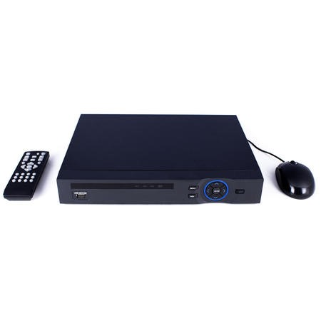electriQ 8 Channel POE HD 1080p/960p IP Network Video Recorder with 1TB Hard Drive