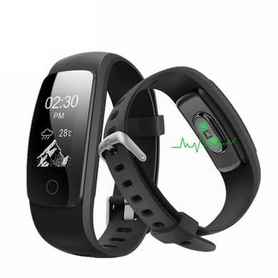 IQ PLUS Fitness Tracker with Connected GPS and Multi Sport Mode - Compatible with Android & iOS Devices