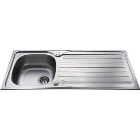 CDA KA21SS Single Bowl Sink