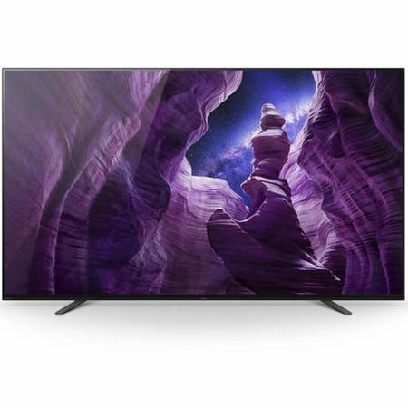 "Sony BRAVIA KD65A8BU 65"" 4K Ultra HD HDR Android Smart OLED TV"