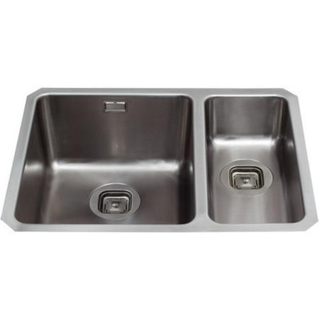 CDA KVC35RSS Undermount 1.5 Bowl Stainless Steel Sink
