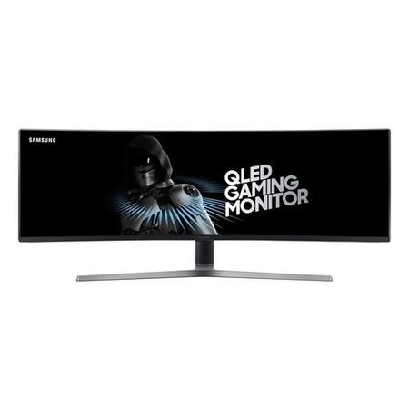 "Refurbished Samsung C49HG90 49"" Full HD Freesync 144Hz 1ms HDR Curved Gaming Monitor"