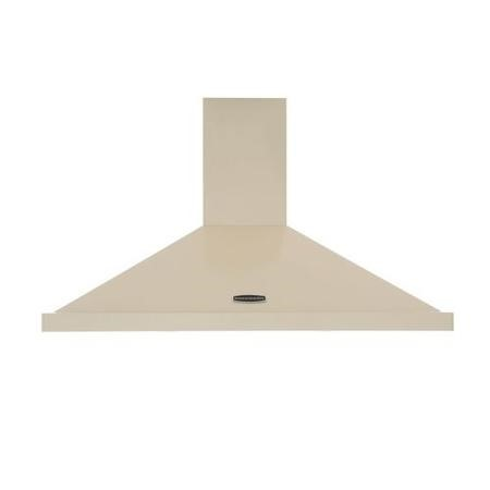 Rangemaster LEIHDC90CRC 90cm Chimney Cooker Hood - Cream