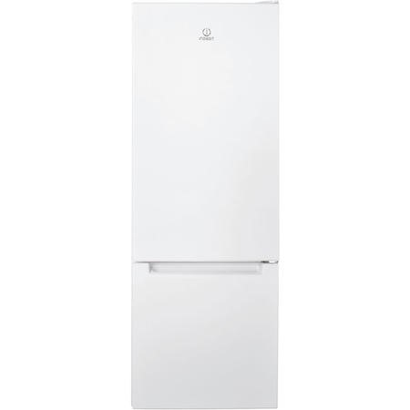 INDESIT LR6S1W 271 Litre Freestanding Fridge Freezer 70/30 Split A+ Energy Rating 60cm Wide - White