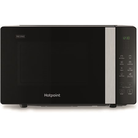 Hotpoint MWHF203B Xtraspace Flatbed 20L Microwave Oven With Grill - Black