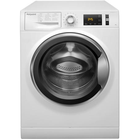 Hotpoint ActiveCare NM11946WCA Ultra Efficient 9kg 1400rpm Freestanding Washing Machine - White
