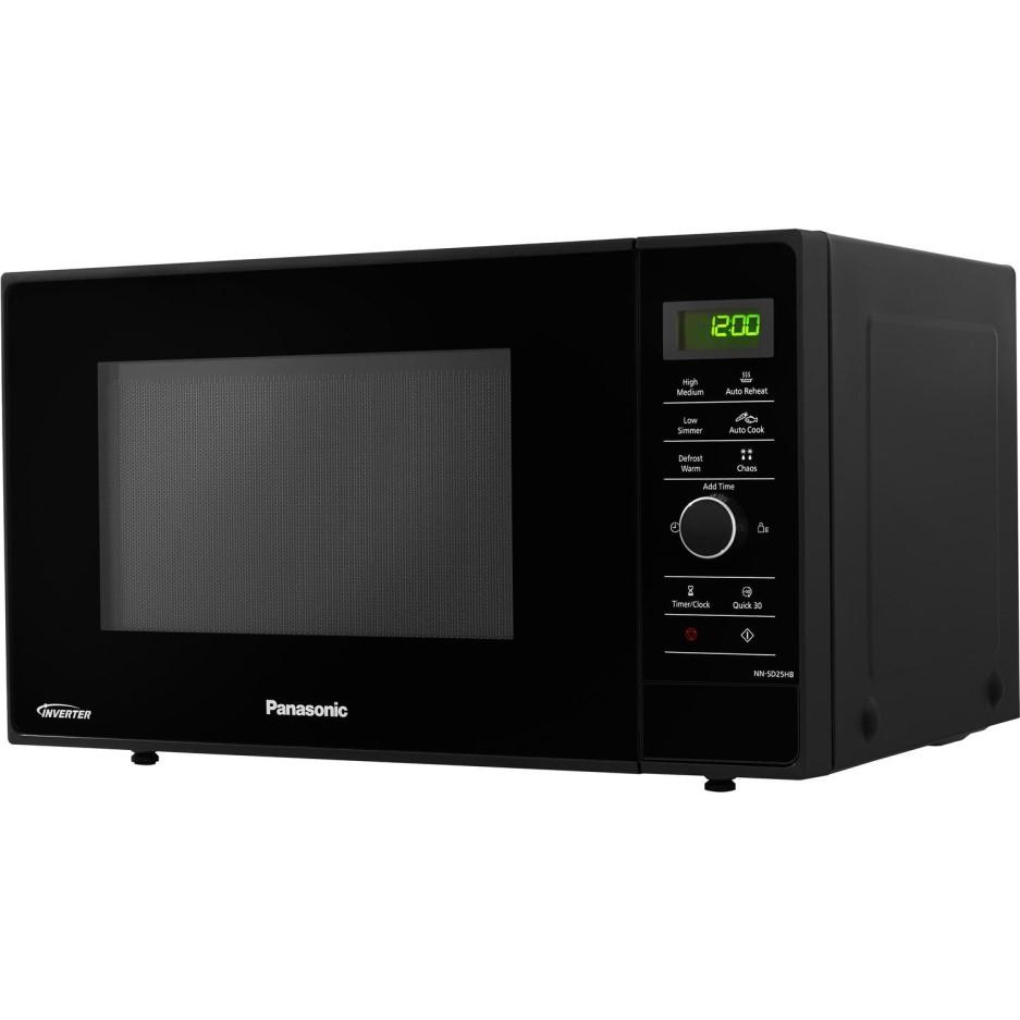 Panasonic Freestanding Solo Microwave Oven NN-SD25HBBPQ
