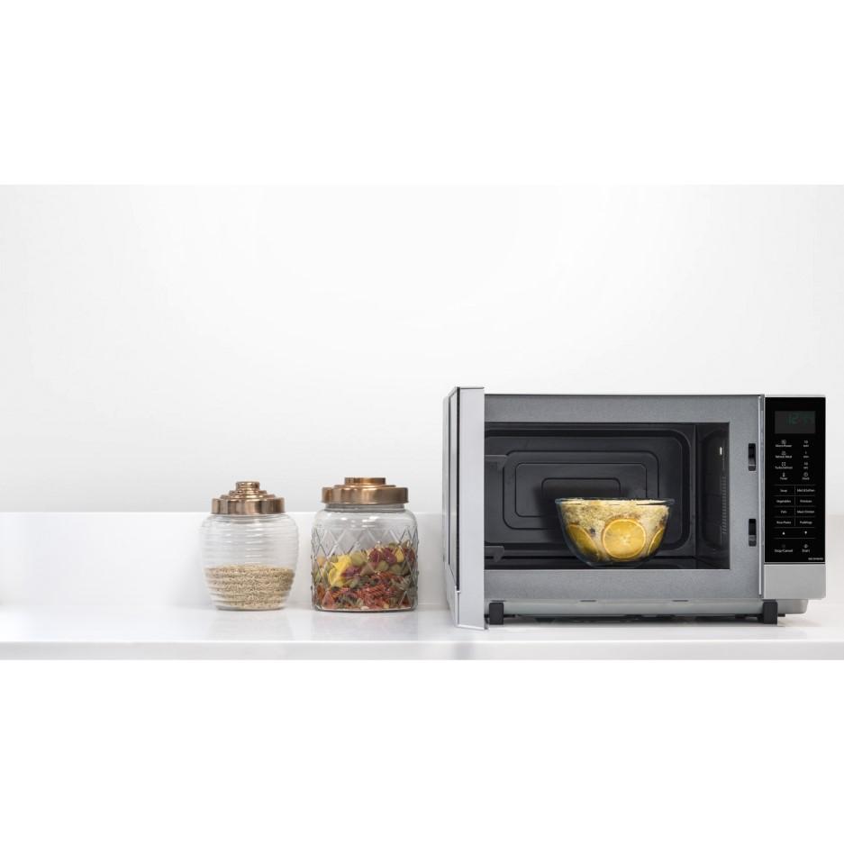 Panasonic Freestanding Microwave Oven Nn Sf464mbpq 1000w