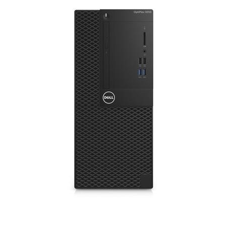 Dell OptiPlex 3050 Core i5-7500 8GB 1TB DVD-RW Windows 10 Professional Desktop