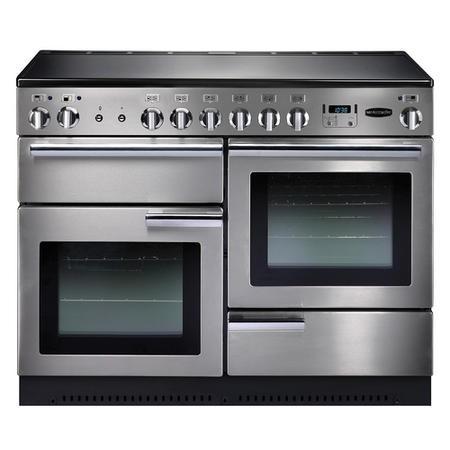 Rangemaster PROP110ECSSC Professional Plus 110cm Electric Range Cooker - Stainless Steel