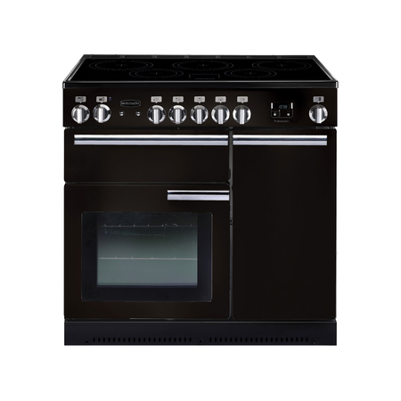 Rangemaster PROP90ECGBC Professional Plus 90cm Electric Range Cooker - Black