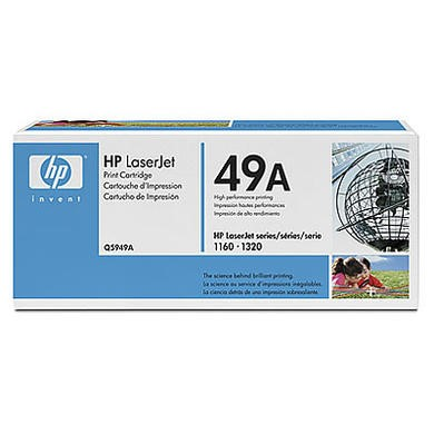 HP 49A - toner cartridge