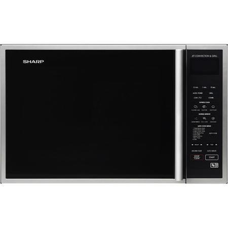 Sharp R959slmaa 40l Digital Combination Microwave Oven