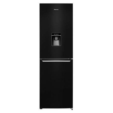 Hisense RB381N4WB1 Freestanding Fridge Freezer - Black