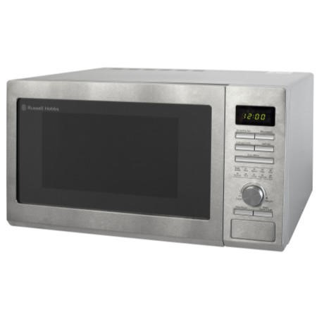 Russell Hobbs RHM3002 30L 900W Digital Combination Freestanding Microwave in Stainless Steel