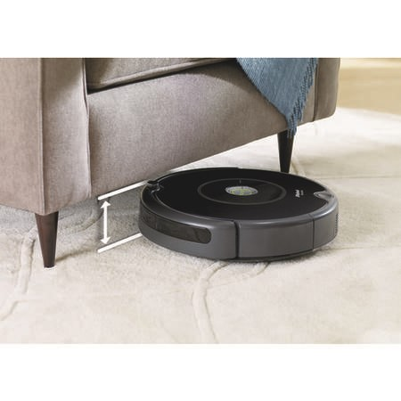 iRobot ROOMBA606 Robot Vacuum Cleaner with Dirt Detect