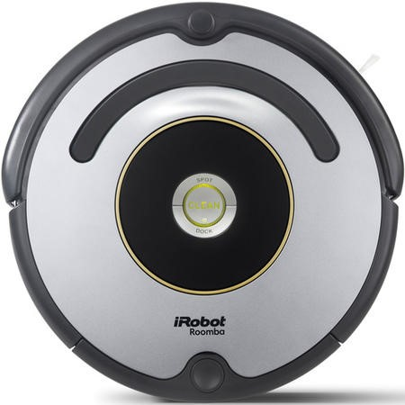 iRobot ROOMBA616 Robot Vacuum Cleaner with Dirt Detect & Extended XLife Battery