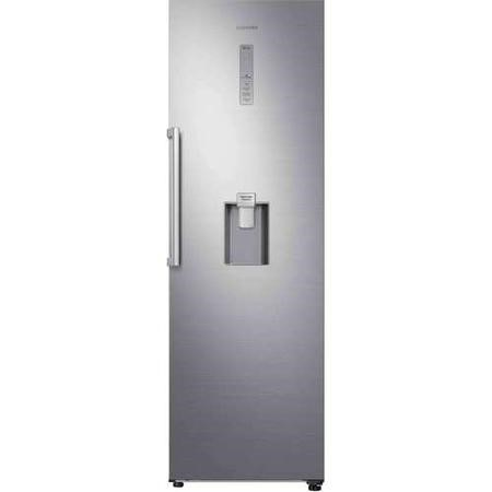 Samsung RR39M73407F Tall Freestanding Fridge With Water Dispenser - Refined Steel