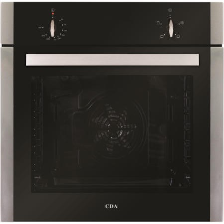 CDA SK110SS Four Function Electric Built in Single Oven Stainless Steel