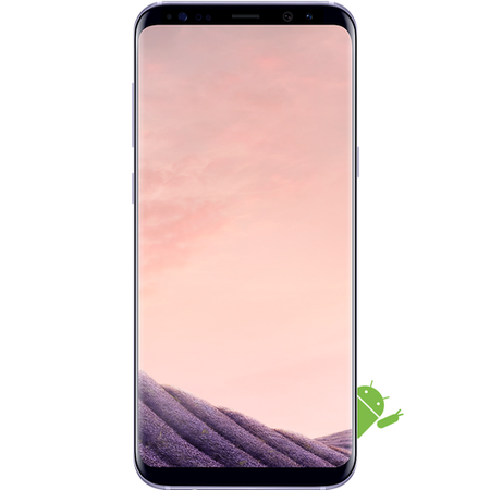 "Samsung Galaxy S8+ Orchid Grey 6.2"" 64GB 4G Unlocked & SIM Free"