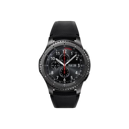 Samsung Gear S3 Frontier Smart Watch - Black/Grey