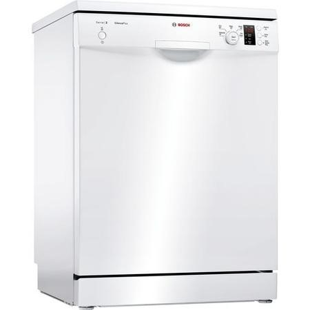 Bosch Serie 2 Active Water SMS25AW00G 12 Place Freestanding Dishwasher - White