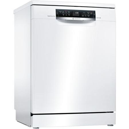 Bosch Serie 6 Active Water SMS67MW01G 14 Place Freestanding Dishwasher - White