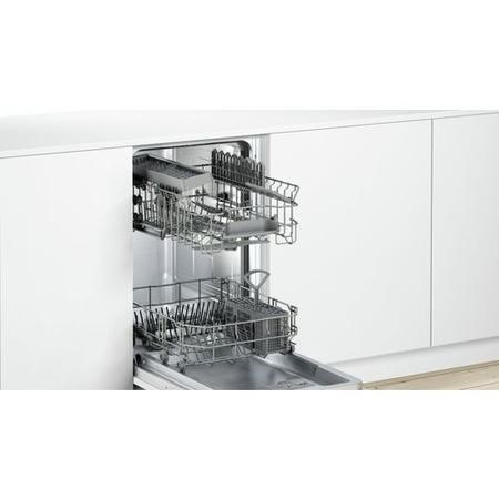 Bosch Serie 2 SPV25CX00G Simline 9 Place Fully Integrated Dishwasher