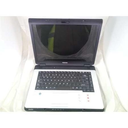 Refurbished TOSHIBA L300-1BV AMD A8-6410 2GB 160GB Windows 10 15 6 Inch  Laptop