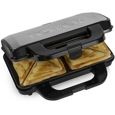 Tower T27013 2 Slice Deep Fill Sandwich Toaster