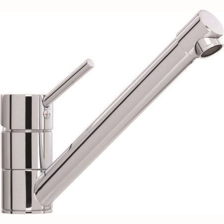 CDA TC75CH Contemporary Single Lever Mixer Tap