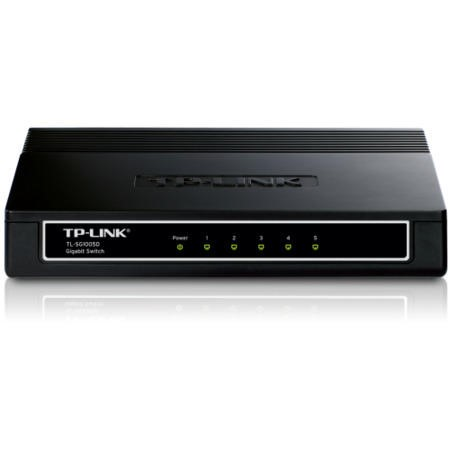 TP-Link 5 port Desktop Gigabit Switch