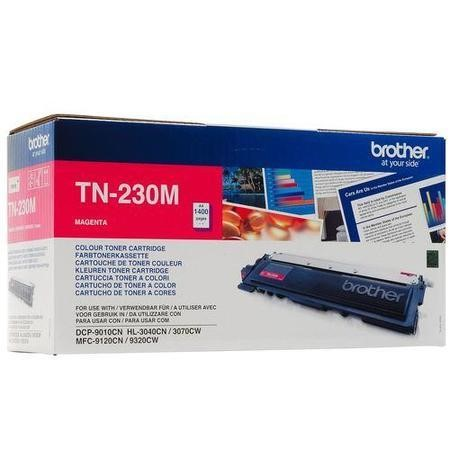 TN-230M Magenta Toner Cartridge