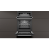 NEFF U1GCC0AN0B N30 6 Function Built-in Double Oven With LCD Display - Stainless Steel