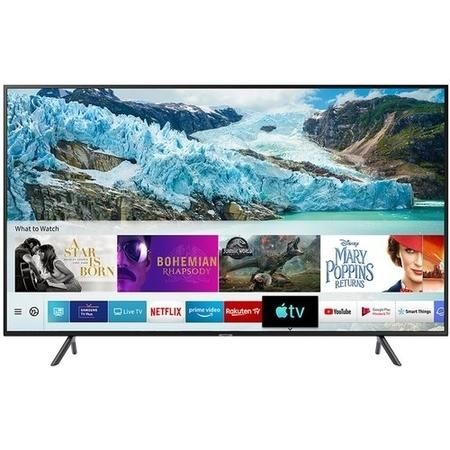 "Samsung UE75RU7100KXXU 75"" 4K Ultra HD Smart HDR LED TV with Freeview HD"