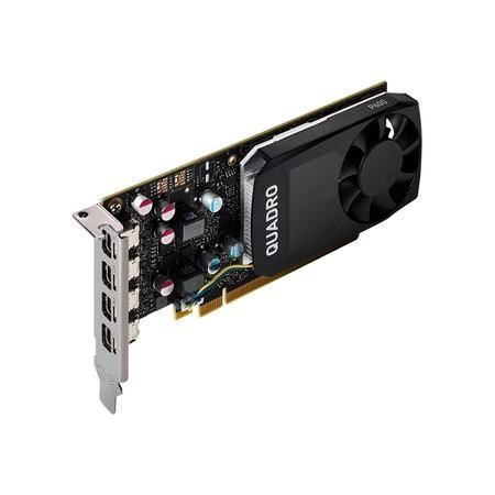 PNY Quadro P600 2GB GDDR5 Graphics Card