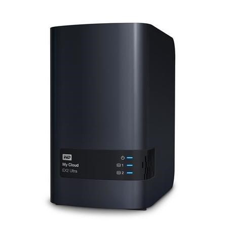 Western Digital MyCloud EX2 Ultra -  2x2TB - NAS