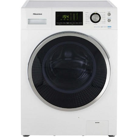 Hisense WFP1014V 10kg 1400rpm Freestanding Washing Machine - White