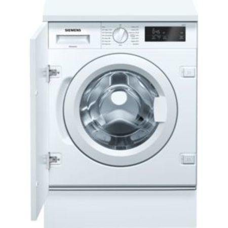 Siemens WI14W301GB iQ500 8kg 1400rpm Integrated Washing Machine