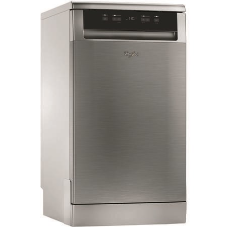 Whirlpool WSFE2B19X 13 Place Freestanding Dishwasher with Quick Wash - Stainless Steel