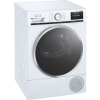 SIEMENS WT48XEH9GB iQ700 WiFi-Connected 9kg Heat Pump Tumble Dryer - White