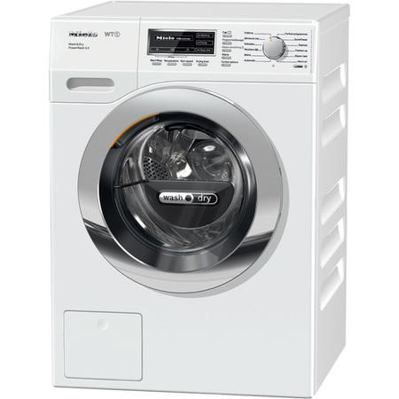Miele WTF130WPM 7kg Wash 4kg Dry 1600rpm Freestanding Washer Dryer - White