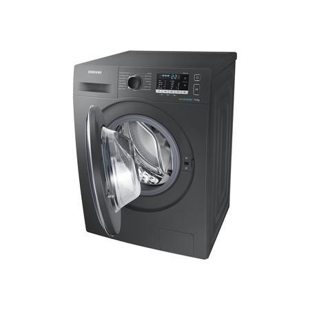 Samsung WW70J5355FX EcoBubble 7kg 1200rpm Freestanding Washing Machine-Graphite