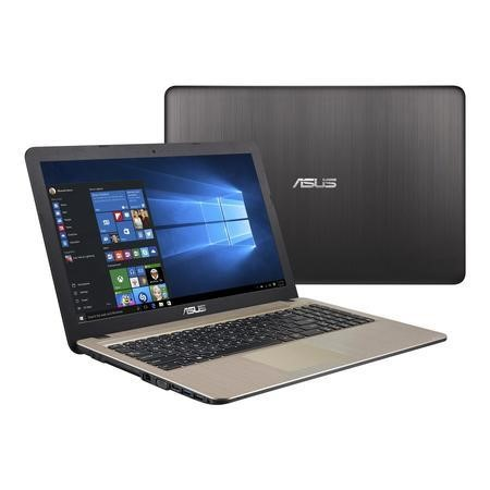 Asus Vivobook Celeron N4000 4GB 1TB 15.6 Inch Windows 10 Laptop Black