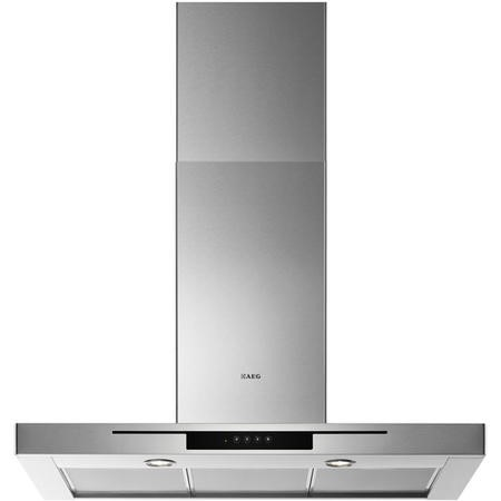 Grade A1- As New- AEG Designer Touch Control 90cm Chimney Hood